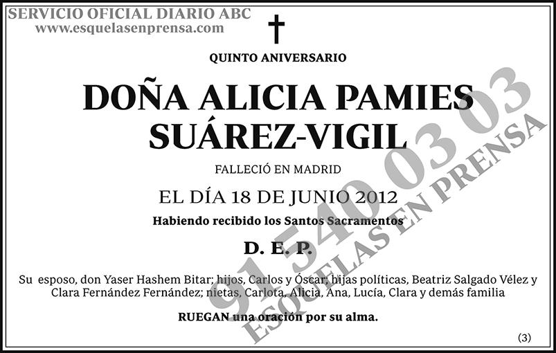 Alicia Pamies Suárez-Vigil